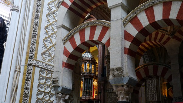Excursions, trips, visits, attractions, tours and things to do in Cordoba Andalucia Spain